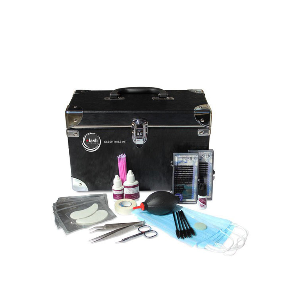 Lash Extensions Essentials Kit - Lash and Brow Supplies