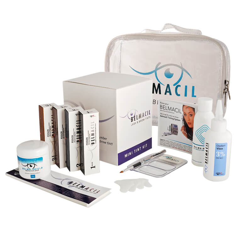Belmacil Mini Tint Kit - Lash and Brow Supplies