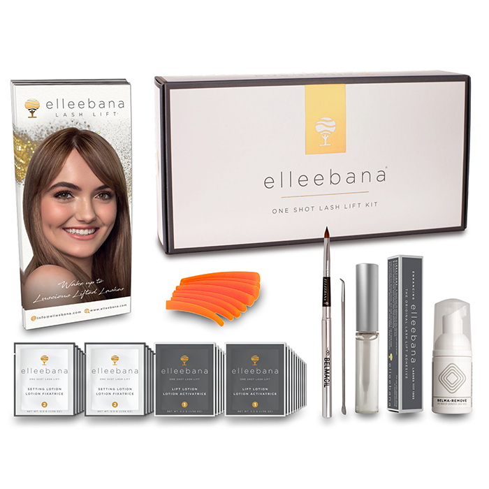 Elleebana One Shot Lash Lift Kit - Lash and Brow Supplies
