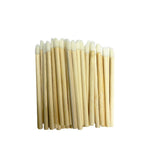 50x Flocked Fiber-free Bamboo Applicators