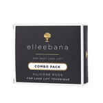 Elleebana Silicone Rods -  Combination Size Pack