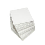 25 x Square Protective Glue Pallet Stickers