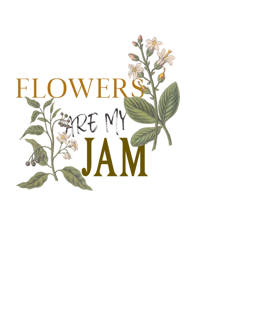 flowers are my jam collection