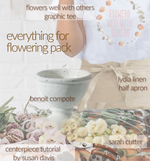 everything for flowering curated pack - sold out