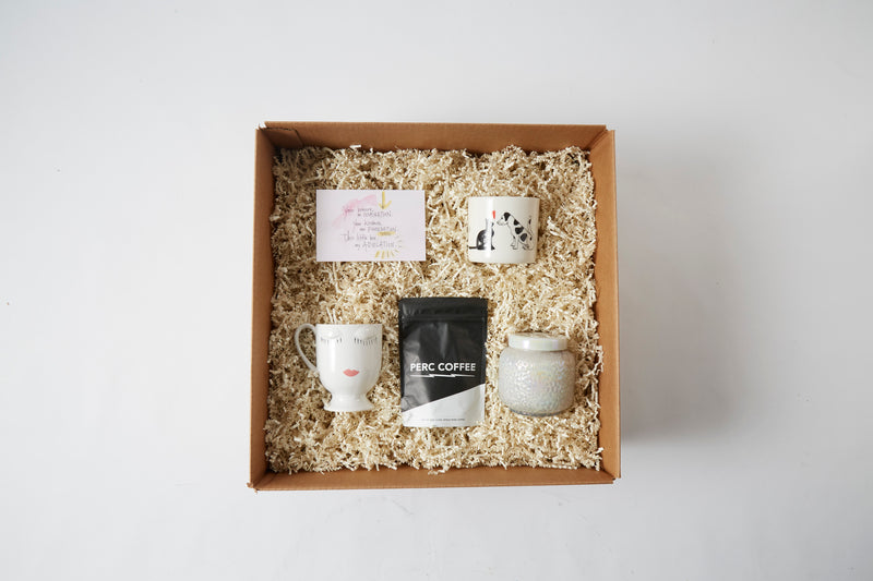 give some flower love curated gift boxes - FREE SHIPPING
