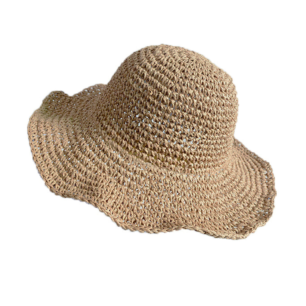 susan straw hat - back in stock