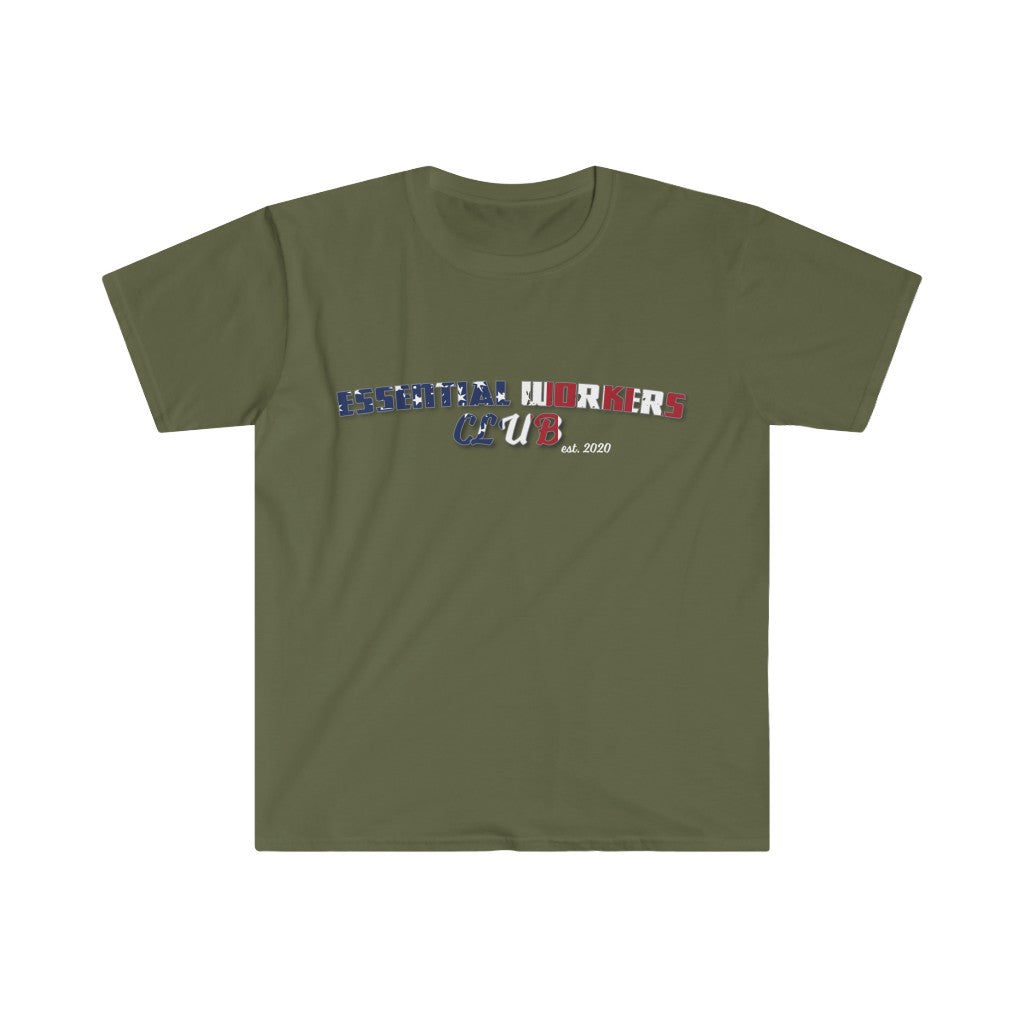 Essential Workers Club Men's Tee