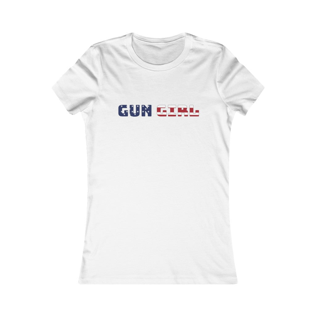 Gun Girl Women's Tee