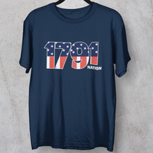 Load image into Gallery viewer, 1791 Nation Americana Men's T-Shirt