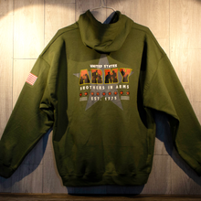 Load image into Gallery viewer, US Army® Licensed Hooded Sweatshirt