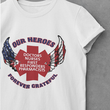 Load image into Gallery viewer, Medical Heroes 2020 Women's Tee