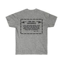 Load image into Gallery viewer, 2nd Amendment Mens T-Shirt