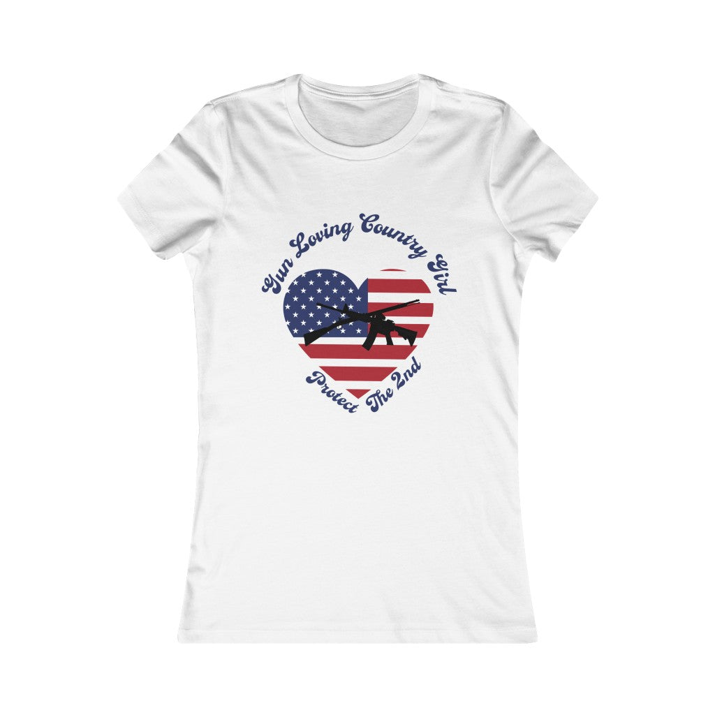 Gun Loving Country Girl Women's Tee