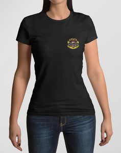 """Forever Knecht'ed"" Women's Tee 100% Net Proceeds Donated In Honor of Chief Brian Knecht of the Nyack Fire Department"