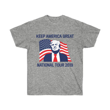 Load image into Gallery viewer, Keep America Great National Tour 2019 Tee