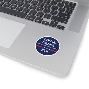 Keep On Keeping America Great Campaign Sticker