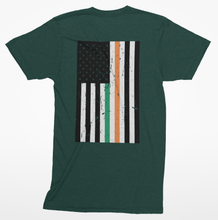 Load image into Gallery viewer, American-Irish Flag Heritage Tee