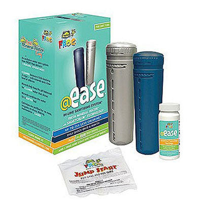 @ease In-Line Sanitizing System w/SmartChlor Technology