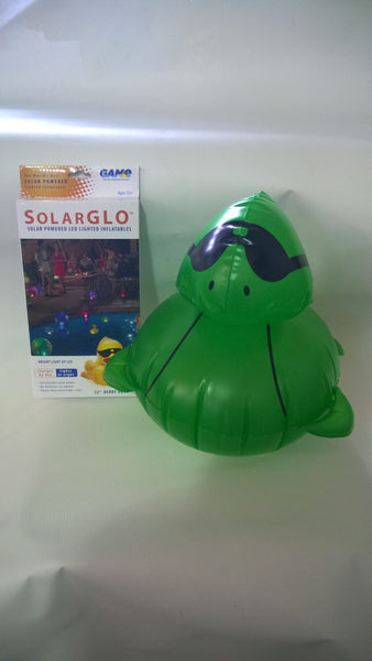 SolarGlow Duck