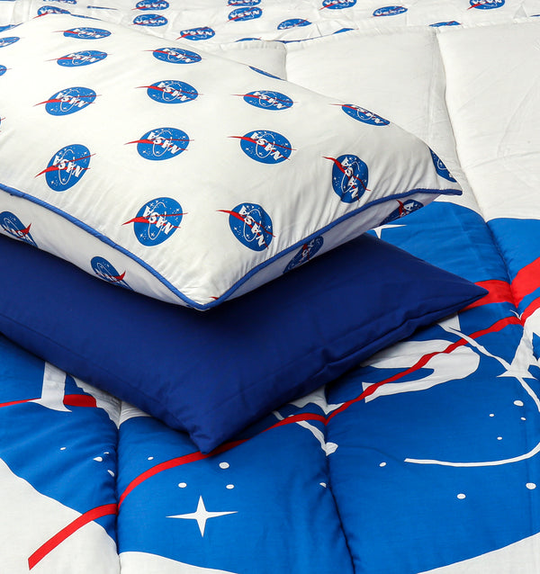 4 PCs Cartoon Character Comforter Set - Nasa