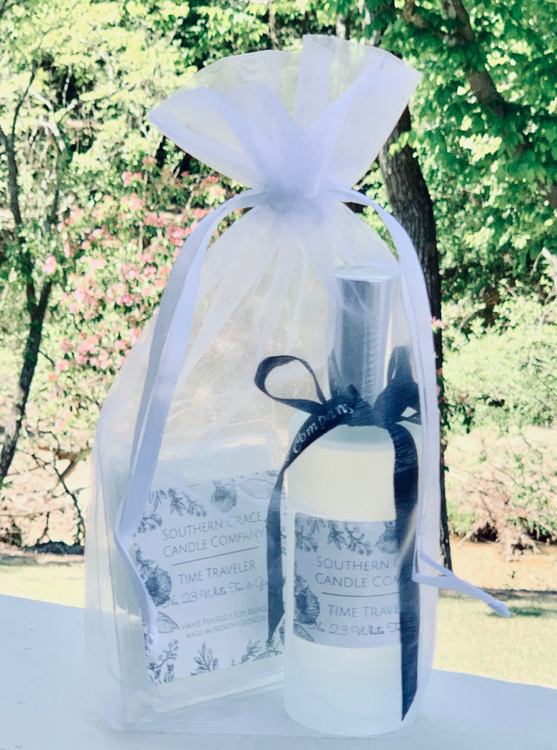 Room Spray and Wax Melt Gift Set