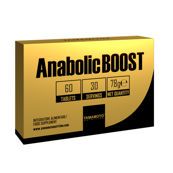 Stimulator testosteron Anabolic BOOST 60 tablete