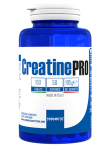 Creatina PRO CREAPURE® QUALITY 150 tablete