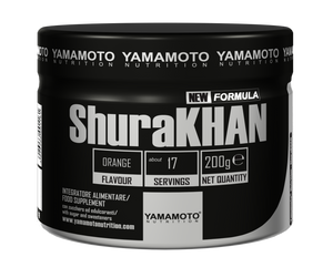 supliment pre-workout ShuraKHAN® 200 g Portocale