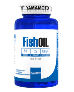 supliment nutritiv omega 3 Fish Oil 90 softgels