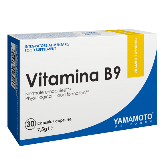 Vitamina B9 (acid folic)