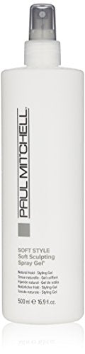 Paul Mitchell Soft Sculpting Spray Gel, 16.9 Fl Oz