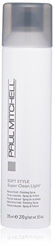Paul Mitchell Super Clean Light Hairpray, 9.5 oz