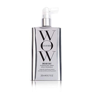 COLOR WOW Dream Coat Supernatural Spray, anti-humidity, prevents frizz, heat protectant, 6.7 Fl Oz