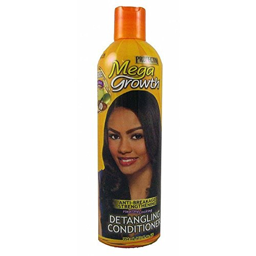 Profectiv Mega Growth Detangling Conditioner, 12 Ounce