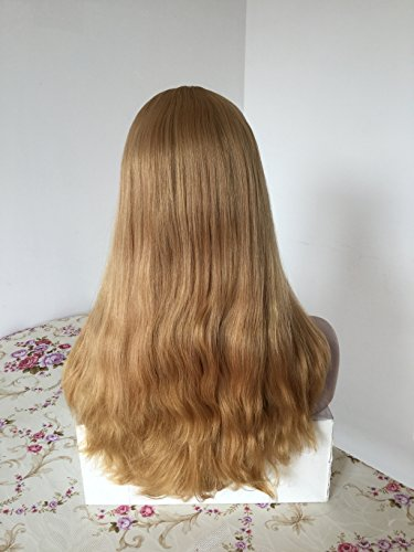 22'' 12/14/24# European Human Hair Body wavy Kosher Wigs/ewish wig