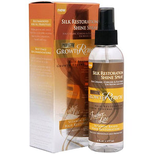 Profectiv Growth Renew Silk Restoration Feather Lite Shine Spray 6 Oz