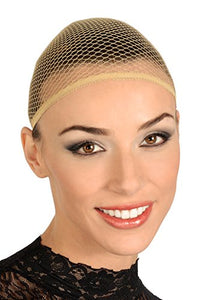 Rubie's Women's Costume Wig Cap, Nude, One Size