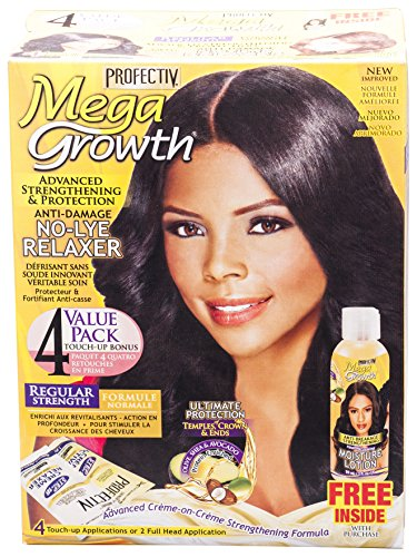 Profective Mega Growth Relaxer 4Touch Up Pack Regular STrength by Profective