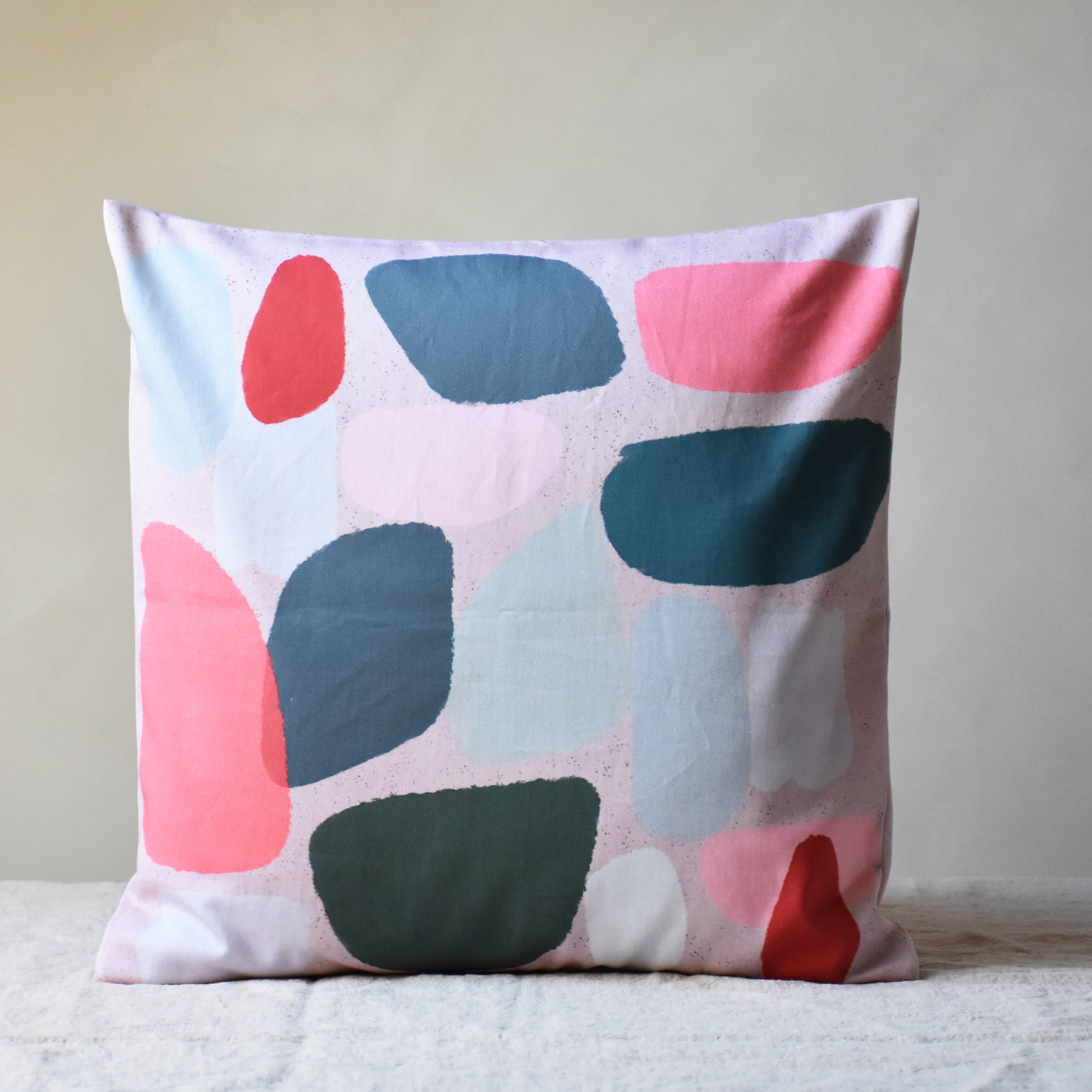 Cushion cover - Watercolor abstract - listliving