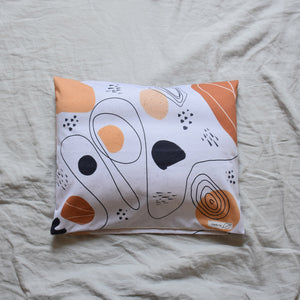 Pillowcase - Abstract shapes - listliving