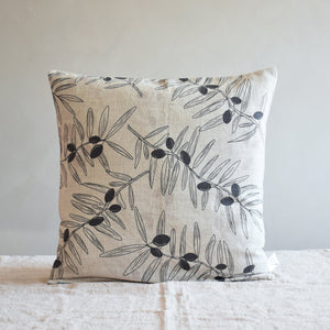 Cushion cover - Olives - listliving