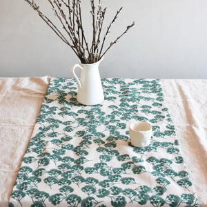Table runner- Morning mist - listliving