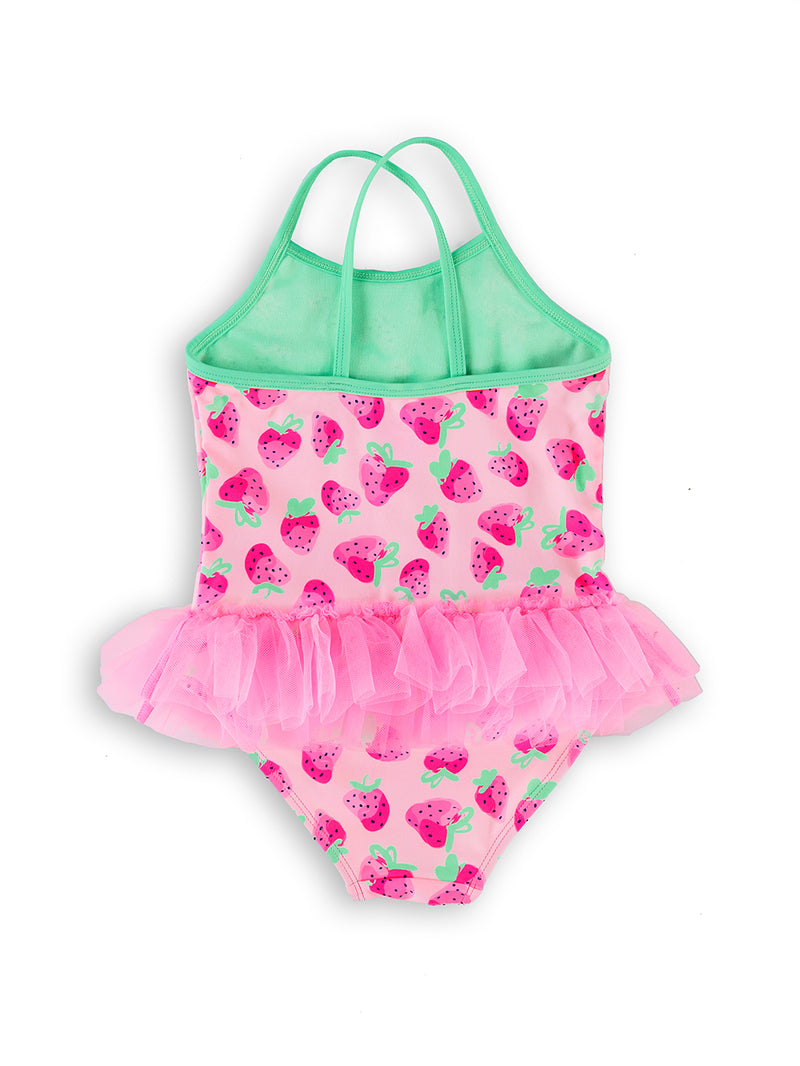 Strawberry Pal Baby and Toddler Magnetic One Piece