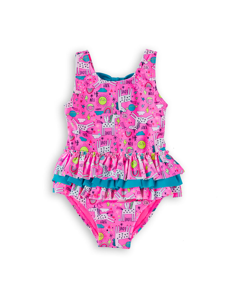 Uni-Cutie Baby and Toddler Magnetic One-Piece