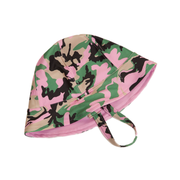 Rose/Rose Camo Reversible Hat