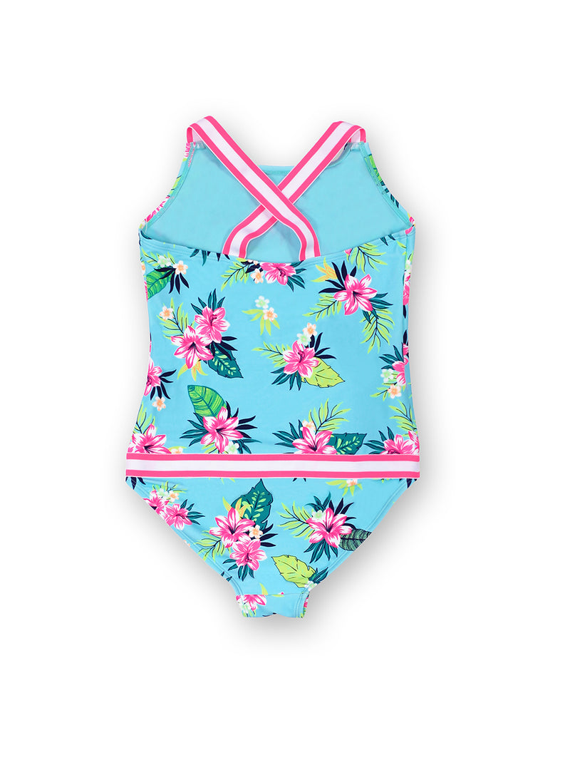 Hot Tropic Girls Magnetic One-Piece