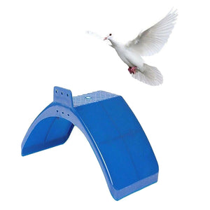 20 Pcs Plastic Dove Rest Stand Dwelling Pigeon Perches Roost Bird Supplies