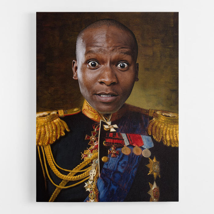 The Admiral Canvas
