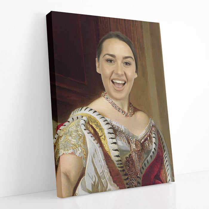 Royal Lady Canvas