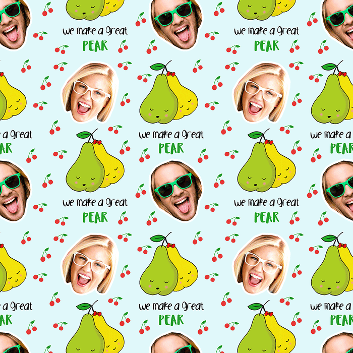 Great Pear Wrapping Paper